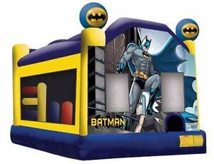JUMPING CASTLE AND AMUSEMENT HIRE BUSINESS FOR SALE Archerfield Brisbane South West Preview