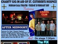 Charity Gig in Aid Of St Cuthbert's Hospice