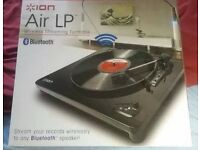 Selling Vinyl Player ION Air LP, wireless streaming turntable