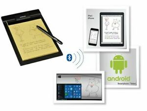 ACECAD Penpaper 2 - Bluetooth Digital Notepad for iPad / iPhone