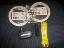 WIFI CONNECTION CABLES_ETHERNET, FLYLEADS,SPLITTER, AC/DC ADAPTER Eight Mile Plains Brisbane South West Preview