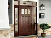 STORM AND ENTRY DOOR INSTALLER NEEDED ASAP!! Call (905)348-7263