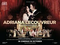 Adriana Lecouvreur @ Royal Opera House