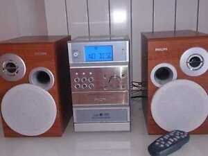 Phillips Speakers