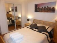 En Suite, Double bedroom in Leith - A bright, spacious double room to rent.