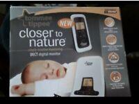 Tommee tippee digital baby monitor