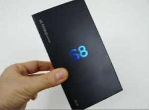 STORE SALE ***BRAND NEW SEALED SAMSUNG GALAXY S8 ►1 YEAR SAMSUNG