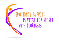Psoriasis support group