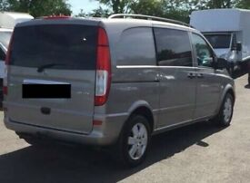 MERCEDES BENZ VITO W639 2012 BREAKING FOR PARTS