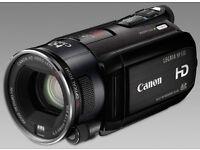 CANON LEGRIA hf s10 HD Camcorder