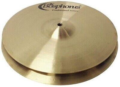 Bosphorus Antique Bright Hi Hat Becken 14/""