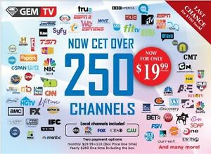 Iptv 300 live channels