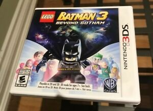 Lego Batman 3 Beyond Gotham Nintendo 3DS