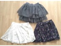 Girls skirts NEW