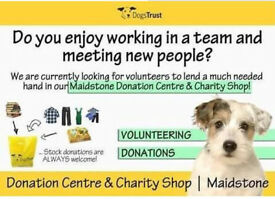 Dogs Trust shop/distribution centre needs you to help us raise some pounds for the hounds