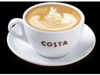 Costa Christchurch are looking for a full timer to join their exciting team