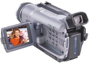 Sony dcr trv330 digtal 8mm camera