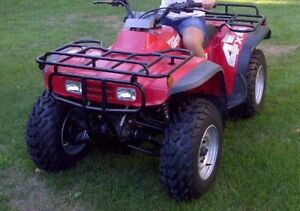 Parting out 1992 Honda 300 4x4