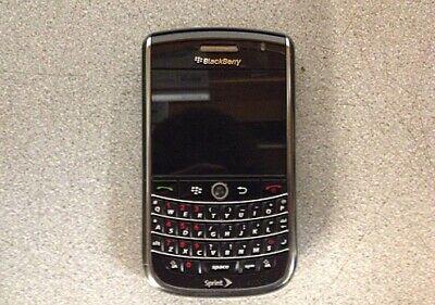 Blackberry Tour 9630 with Camera, Sprint, Silver, Smartphone/Cellphone 9630 Blackberry