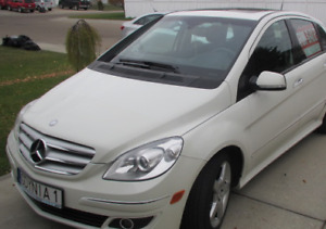 2008 MERCEDES - BENZ B--200 TURBO hatchback
