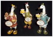 Duck Ornaments
