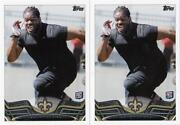 New Orleans Saints Football Cards Lots