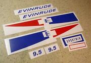 Outboard Motor Decals