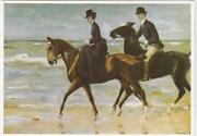 Gemälde Strand