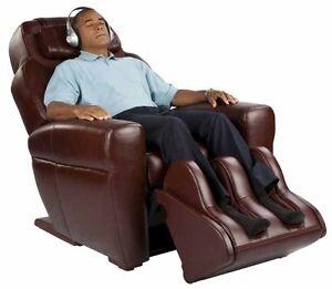 Fauteuil de massage HUMAN TOUCH HT-1650 cuir  ***2000.$***
