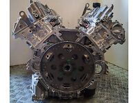 2014 BMW 6 Series F12 ENGINE