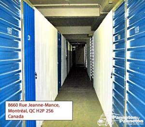 Montreal Secured Self Storage and Mini Storage Units ***2 MONTHS FREE***, 500 Units Demenagement Olympique