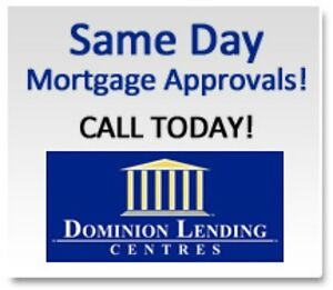 1st, 2nd Mortgage - Refinancing approved at best rates! call NOW Cambridge Kitchener Area image 1
