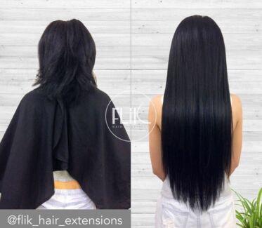 Allure hair extension studio hairdressing gumtree australia flik hair extension pmusecretfo Image collections