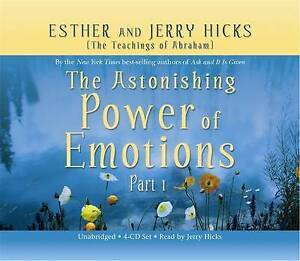 Astonishing Power Of Emotion CD  by Hicks Esther & Jerry