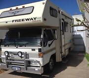 OFF GRID Mazda T3500 Winnebago Motorhome $36,000 Bunbury Bunbury Area Preview