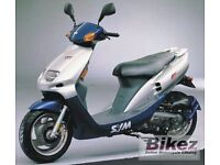 sym jet 2 100 + laptop for your 4 stroke moped