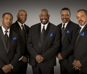 The Temptations (2 Tickets)