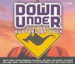 cd - Various - Down Under The Best Australian Rock