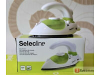 Selecline travel iron as new