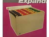 Expanding Folder (1-31 labelled) - Brand new still packaged