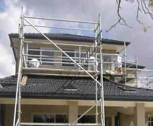 Scaffolding for Hire from $30.00 free delivery. Kensington South Perth Area Preview