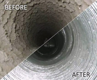 Best Offer For Complete cleaning Of Your Duct System $120