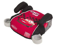 Disney Cars Backless TurboBooster Car Seat