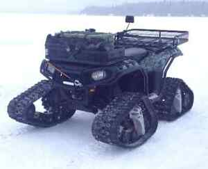 XP 850 with Tracks