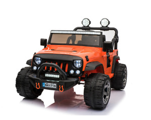 Battery Powered Jeep 12V Brand New