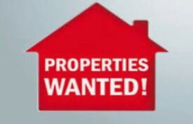 **WE ARE LOOKING FOR PROPERTIES UNDER £25,000**