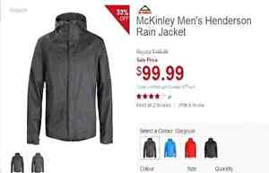 Mens Unisex Waterproof Jacket Camping Outdoors Fitness Sport Surrey Downs Tea Tree Gully Area Preview