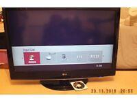 42 inch LCD LG TV