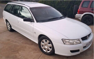 Holden Commodore Station Wagon Nuriootpa Barossa Area Preview