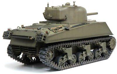 """Dragon 1/6 Scale 12"""" WWII US M4A3(75)W Sherman Tank Model Kit 75051"""